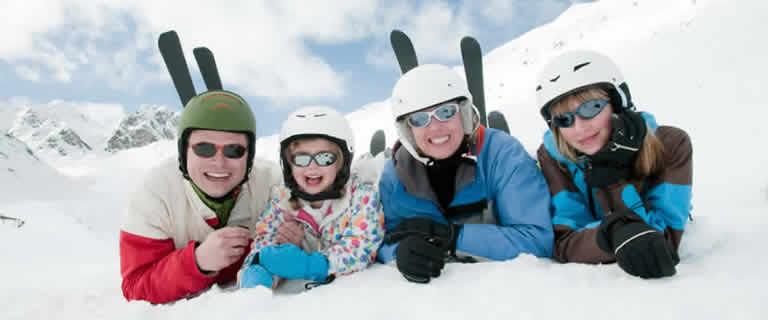 Séjours au ski à Cheacp avec forfait de ski