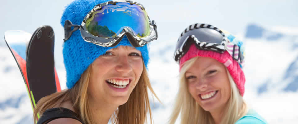 Cheap Ski Holidays including ski pass