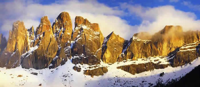 Ski Packages Italy including Skipass