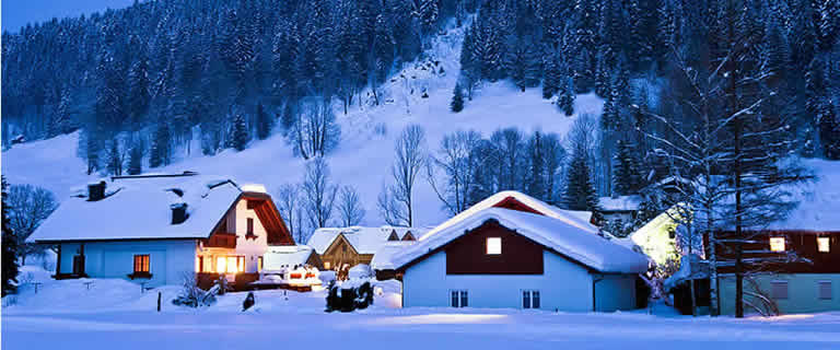 Ski chalets & apartments with Best Price Guarantee